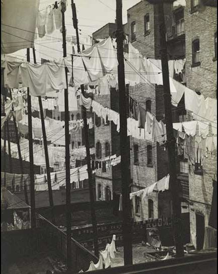 Consuelo Kanaga      Untitled (Tenements, New York City)      c.1937