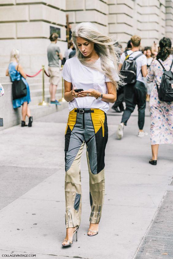 NYFW Street Style | @KatyaGuseinova