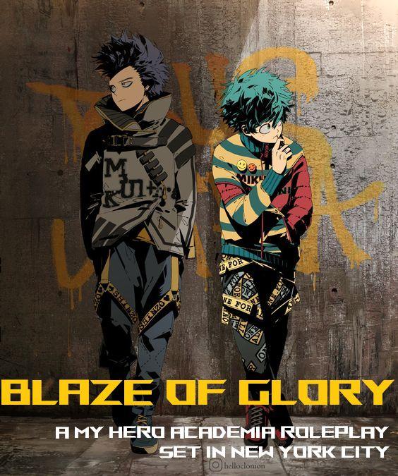 Blaze of Glory Homepage
