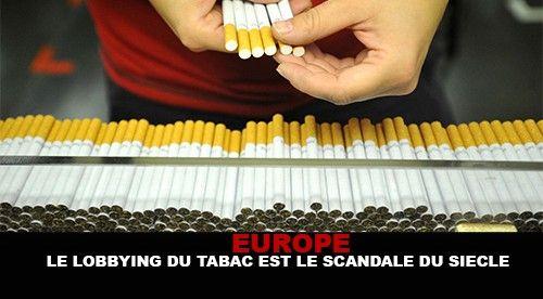 Scandal of the century: Big Tobacco Lobbys Eu govt against Vaping