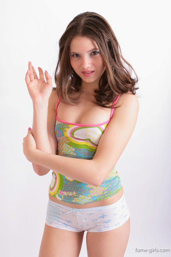 Thanks Young sandra teen model wet