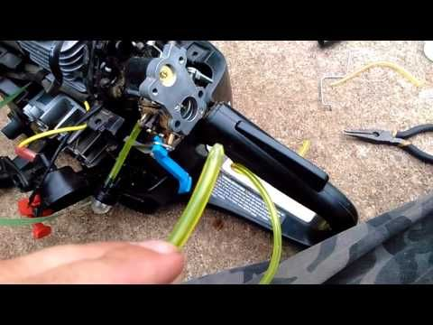 How To Replace Fuel Filter Primer Bulb Fuel Line Return