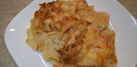 Crock-Pot Ladies Crock-Pot Chicken Ole Casserole