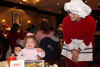 Breakfast with Santa at Macy's Ridgedale…