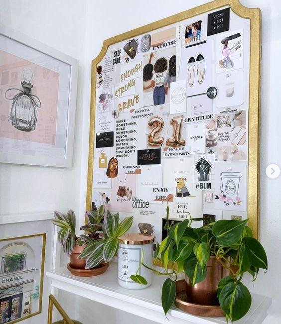 Create an Inspirational Board Full of Ideas