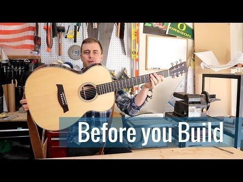 In 2016 I Made An Instructional Video Series For Building A Cedar Strip Canoe I Was Looking For A Challenge Aft Guitar Building Guitar Acoustic Guitar Chords