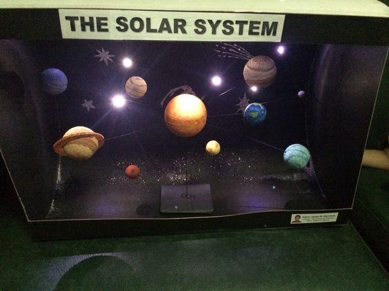 Adam's Solar System project photo #2