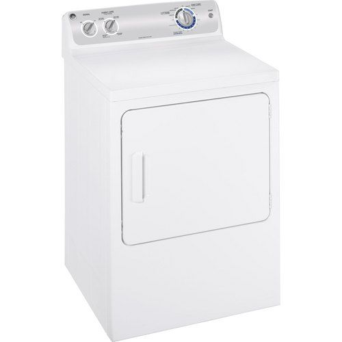 GE  7 Cu. Ft. Electric Dryer (White) $359 save 10% through 7/4/11