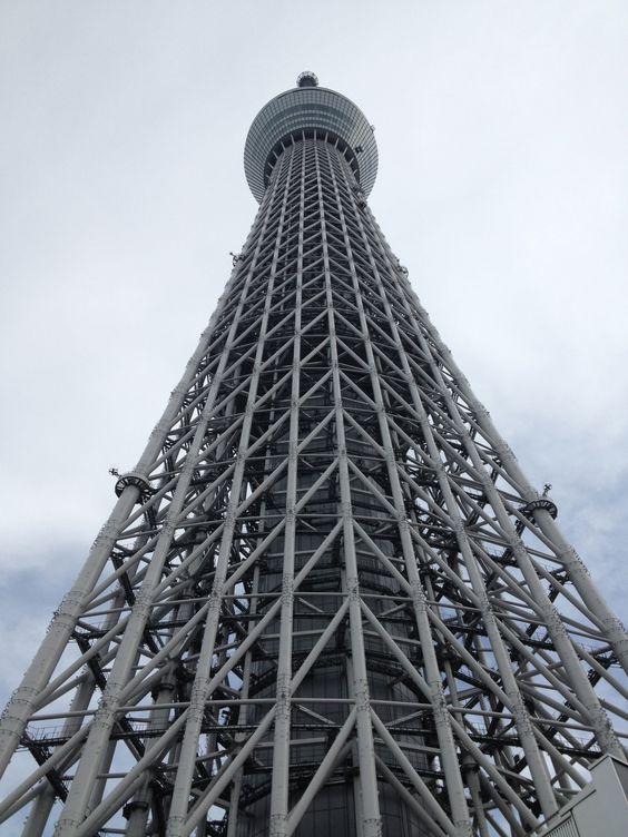 """Tokyo sky tree"""