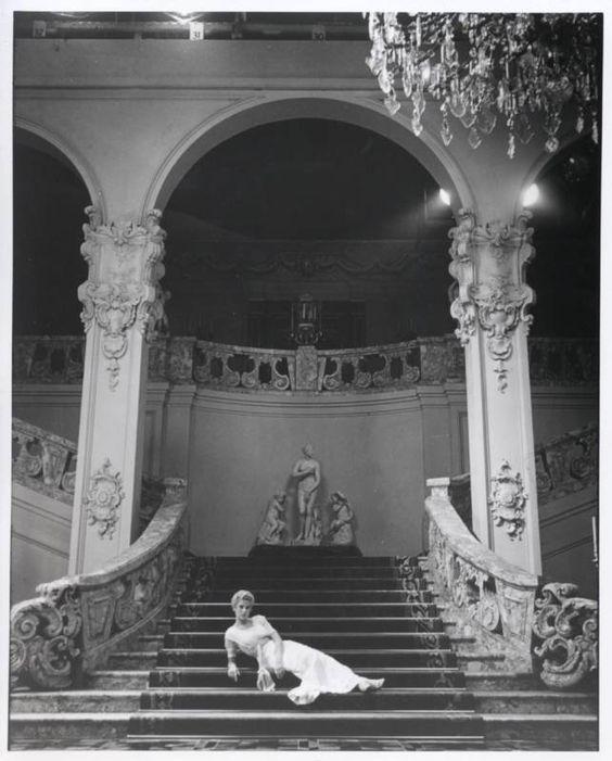 The Swan set, 1955.:
