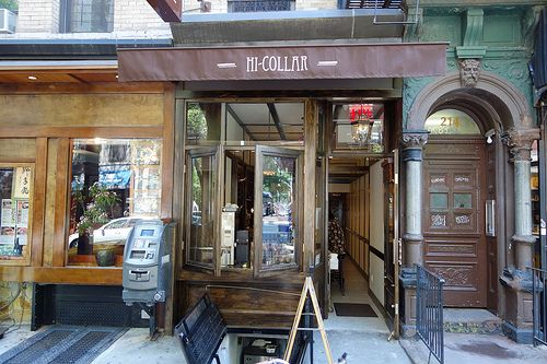 Hi-Collar (ハイカラ) | E 10th St | East Village