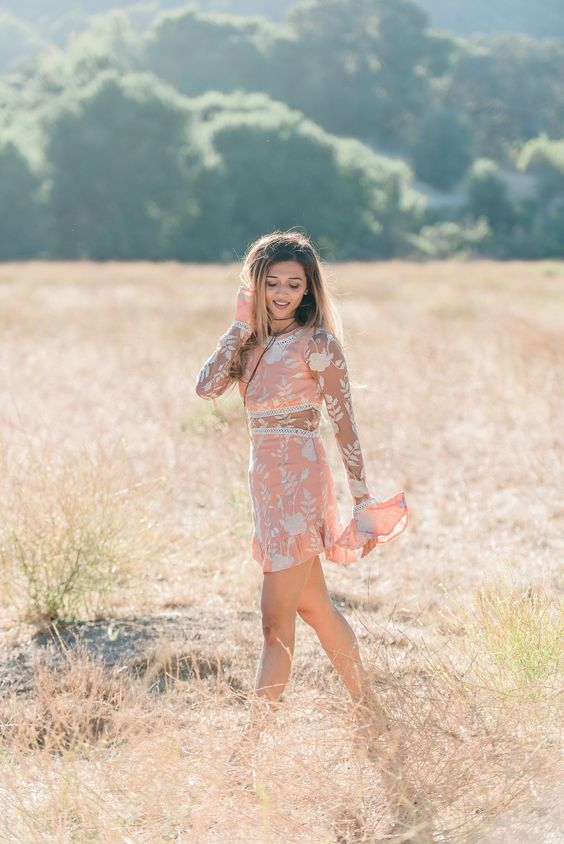 This For Love and Lemons minidress from Topshelf Style has all my heart! The…