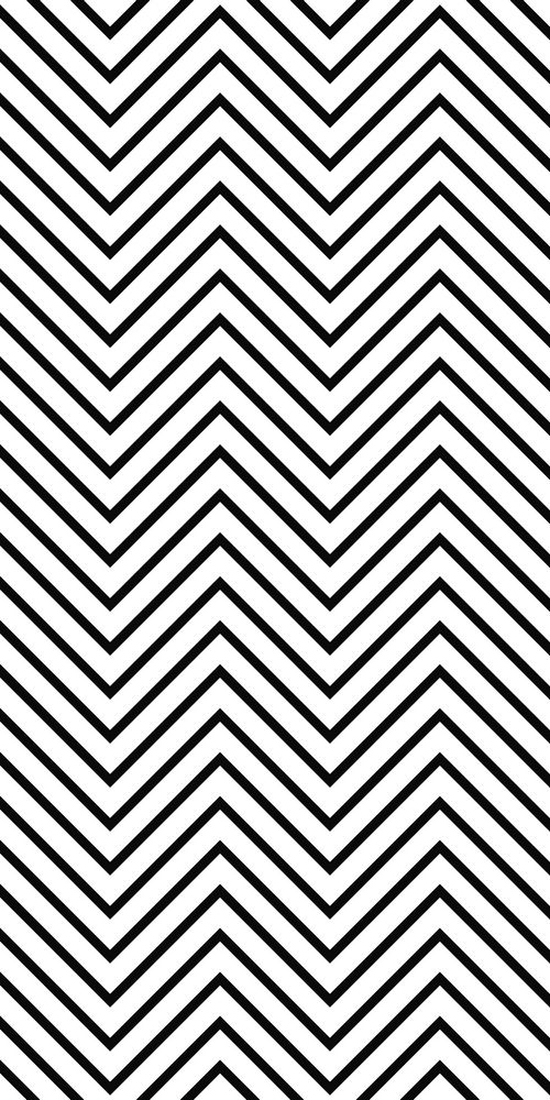 Black And White Seamless Zig Zag Line Pattern Background Graphics
