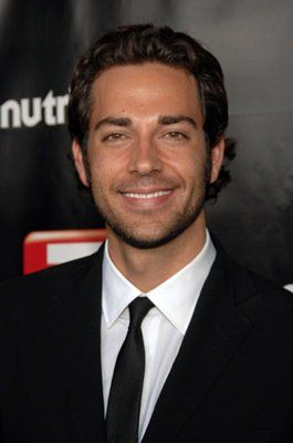 Zachary Levi. I love seeing actors talk about their Christianity in interviews. He's also really hot - just saying.