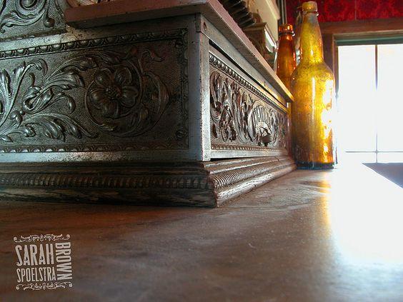 Old Cash Register and Bottle | Flickr - Photo Sharing!