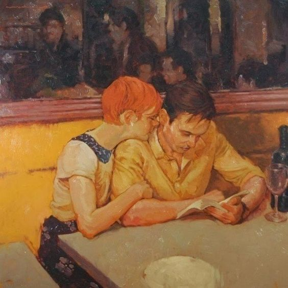 Las Pinturas de Joseph Lorusso.: