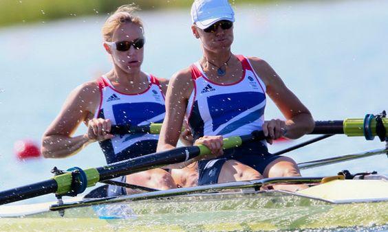 Heather Stanning & Helen