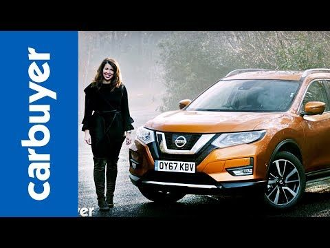 Nissan X Trail Suv In Depth Review Carbuyer Youtube Nissan Suv Nissan Qashqai