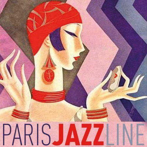VA - Paris Jazz Line (2016)