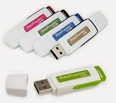 Cara Mudah Memperbaiki USB Flashdisk Yang Rusak