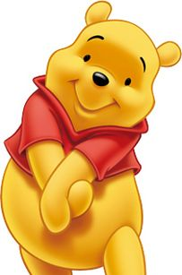 What The Voices Of Winnie Pooh Actually Look Like Disney Winnie Pooh And I Love Him