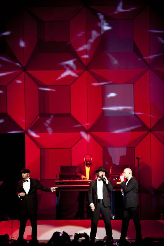 """Söhne Mannheims mit """"Ganz nah dran""""-Tour live im Circus Krone in München: http://www.dermuenchenblog.de/konzerte/ganz-nah-dran-tour-soehne-mannheims-live-im-circus-krone/#"""