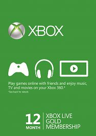 12 Month Xbox Live Gold Membership (Xbox One/360): Head on over to CD Keys to get this 12 Month Xbox Live Gold… #coupons #discounts