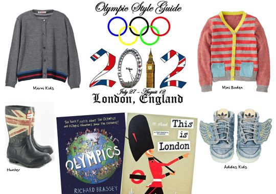 circus mag: Olympic Spirit - let's get started!