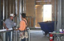 March Construction of Stuft Pizza Palm Desert - Stuft Pizza