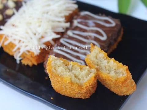 Resep Nugget Pisang Hitz Oleh Kheyla S Kitchen Resep Makanan Memanggang Kue Resep