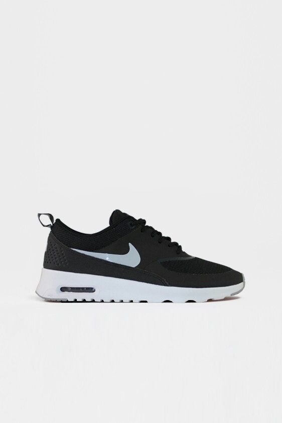 nike air max thea damen sneakers schwarz nz