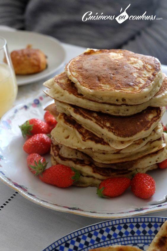 Cuisinons En Couleurs - Pancakes