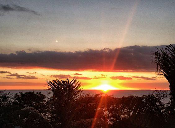 Sunset  @Audrey Meisser
