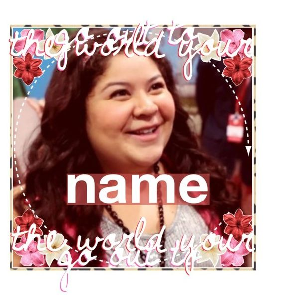 """» open raini rodriguez aka trish icon 