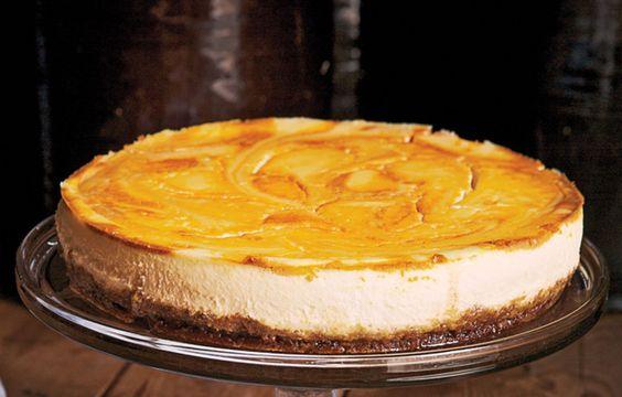 Pumpkin Cheesecake | Recipe | Pumpkin Cheesecake, Cheesecake and ...