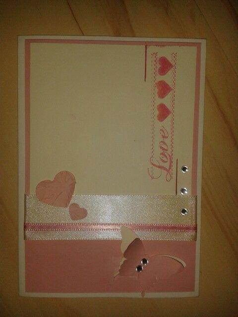 love, Karte, Hochzeitskarte