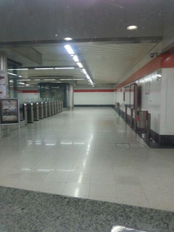 Cercanías Cuatro Vientos en Madrid, Madrid