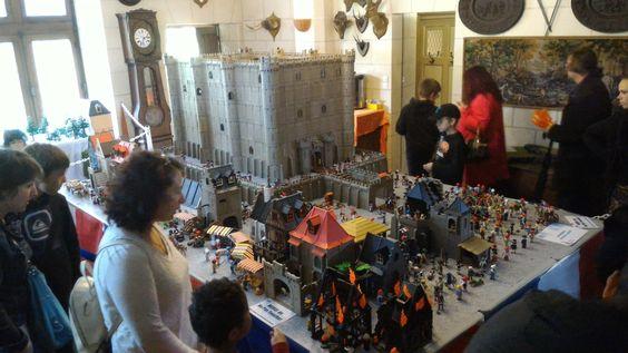 la bastille en playmobil par dominique bethune organiser une exposition playmobil