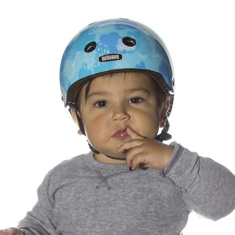 Nutcase Helmets Head In The Clouds Baby Nutty Baby Bike Helmet