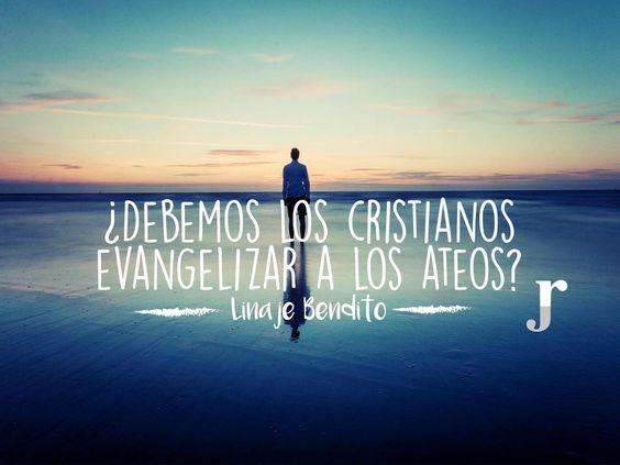 Aunque la respuesta es lógica, te invito a que reflexionemos en lo delicado del asunto #Evangelio #Cristianos #Ateo #biblia #Jesús #reflexión