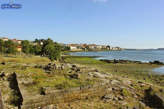 Castelo da Lúa, Rianxo, en la actualidad | El Blog de Galicia Máxica