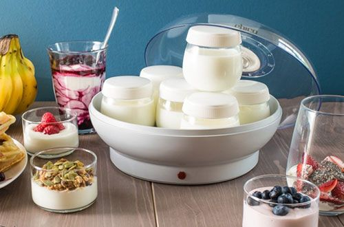 Top 10 Best Yogurt Makers For Home And Commercial Use Reviews In