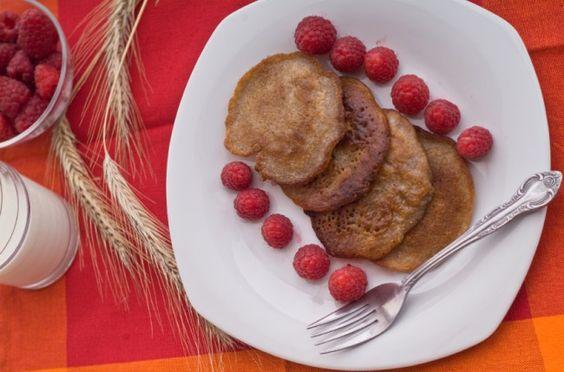 Buckweat Blini #recipe from @bobsredmill