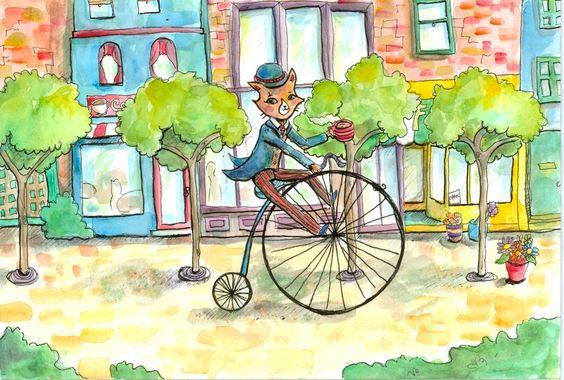 Morning ride by ~kurichaos on deviantART