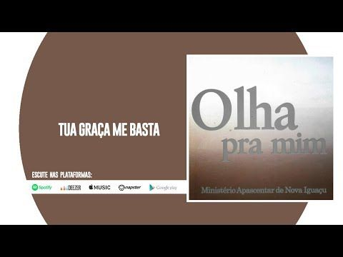 Youtube Music Santo Dos Santos Tua Graca Me Basta