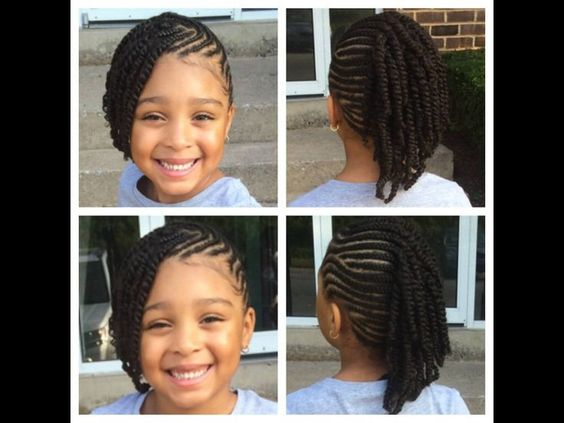 Protective Hairstyles Dutch Braids: 15 Braid Styles For Your Little Girl As She Heads Back To