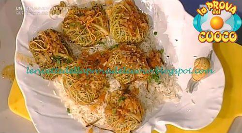 Involtini del cavolo ricetta Luisanna Messeri da Prova del Cuoco