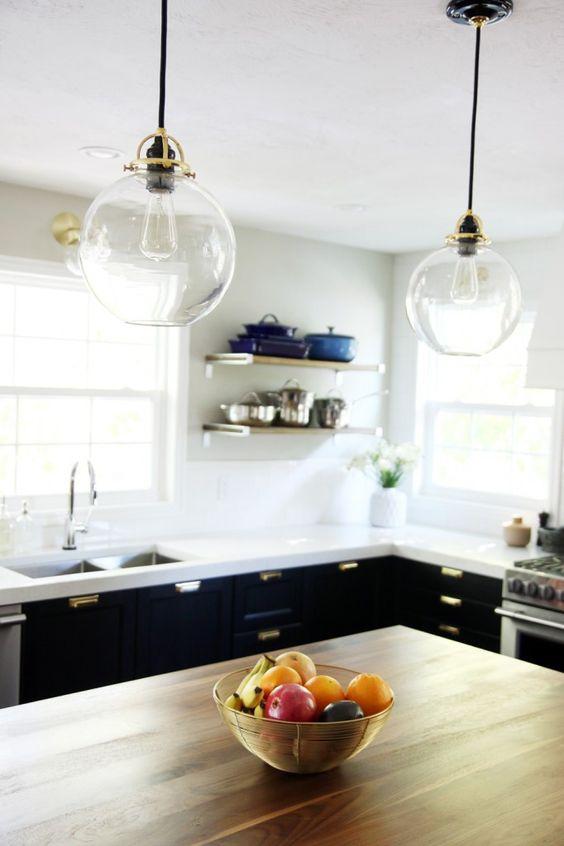A Few Kitchen Details + $500 to Rejuvenation Lichtdesign - leuchten wohnzimmer landhausstil