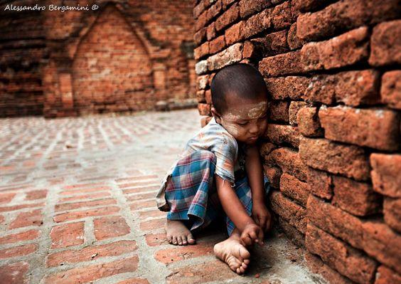 ...è io non gioco più, Birmania