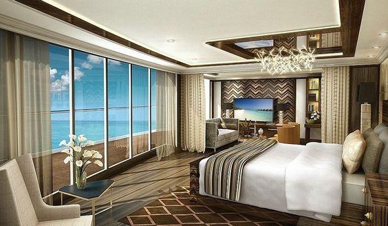 Seven Seas Explorer Regent Suite
